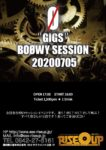 BOØWY SESSION 20200705